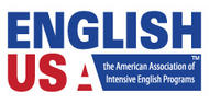 English USA Logo