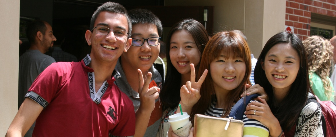 Students at CIES
